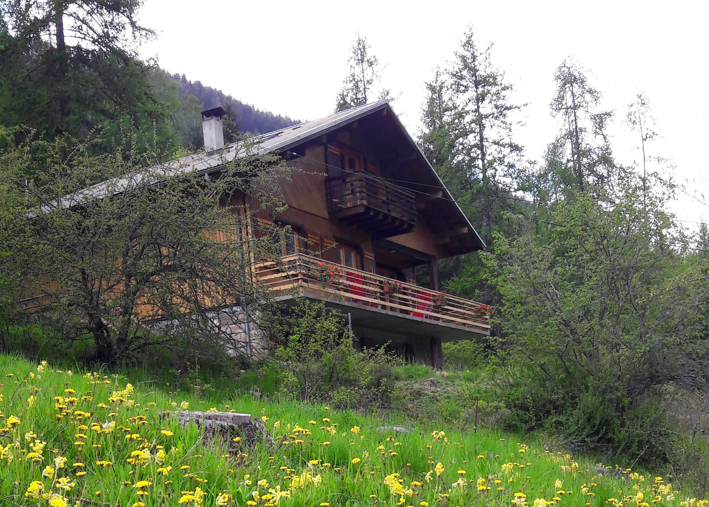 refuges location chalet provence vacances